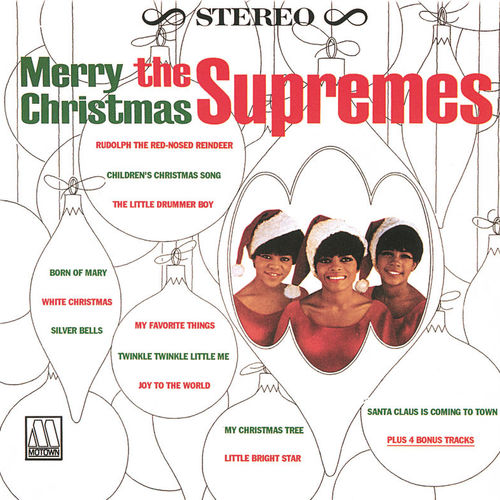 The Supremes - Just a lonely Christmas