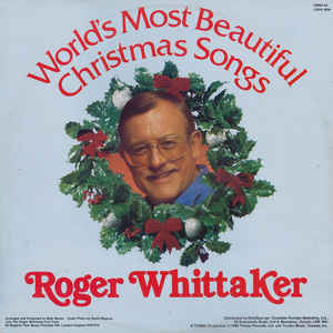 Roger Whittaker - We wish you a merry Christmas