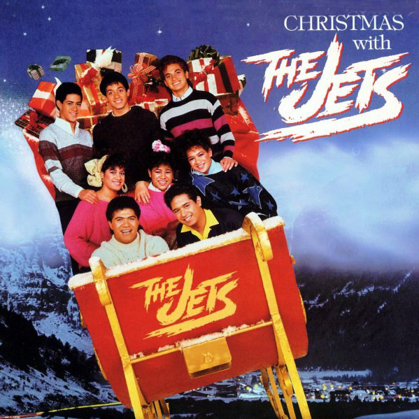 The Jets - Christmas in my heart