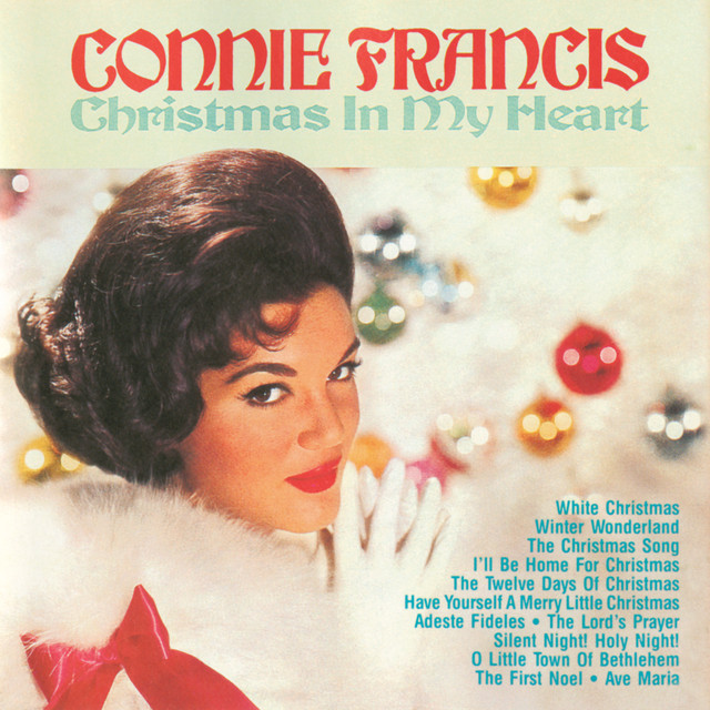 Connie Francis - Have yourself a merry little Christmas
