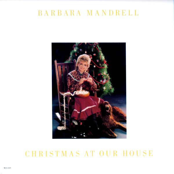 Barbara Mandrell - It must have been the mistletoe ~ our first Christmas