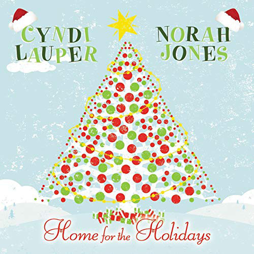 Cyndi Lauper - Home for the Holidays