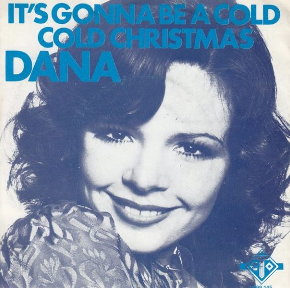 Donna Lynton - It's gonna be a cold cold Christmas