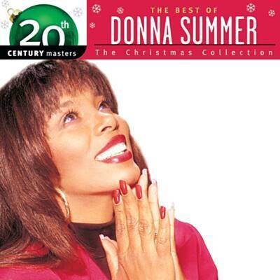 Donna Summer - I long to feel the ~ Christmas spirit