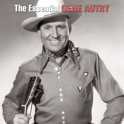 Gene Autry - Here comes Santa Claus ~ right down Santa Claus lane
