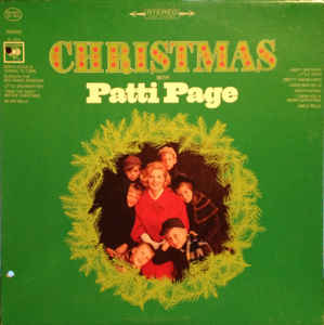 Patti Page - We wish you a merry Christmas