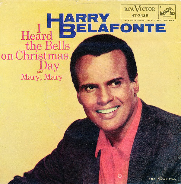 Harry Belafonte - I heard the bells on Christmas day