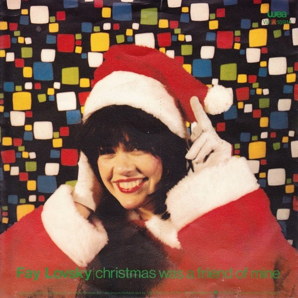 Fay Lovskey - Christmas was a friend of mine