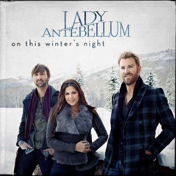 Lady A - Silent night ~ lord of my life