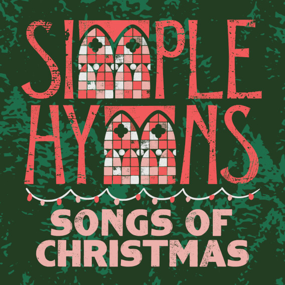 Simple Hymns - Child in a manger