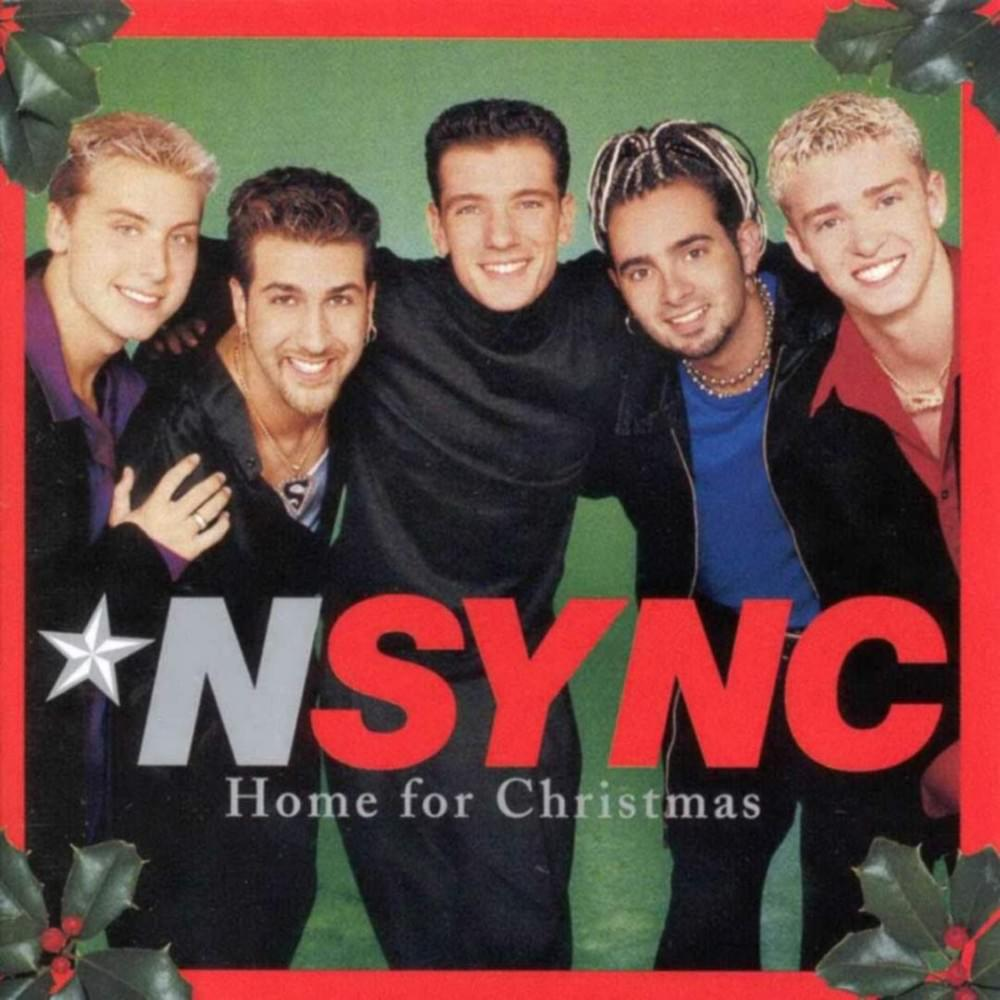 N SYNC - Love's in our hearts on Christmas day