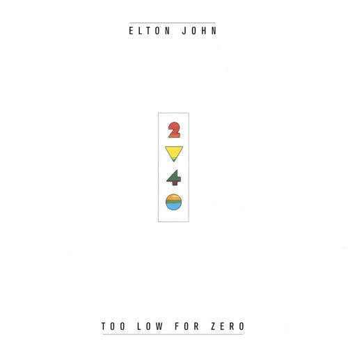 Elton John - Cold as Christmas ~ in the middle of the year