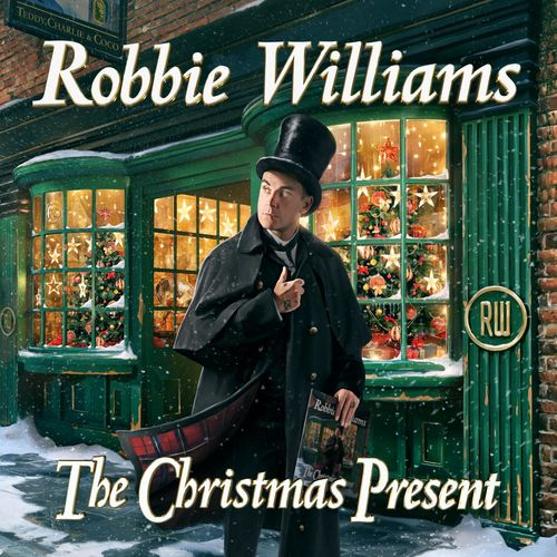 Robbie Williams - The Christmas song ~ chestnuts roasting on an open fire
