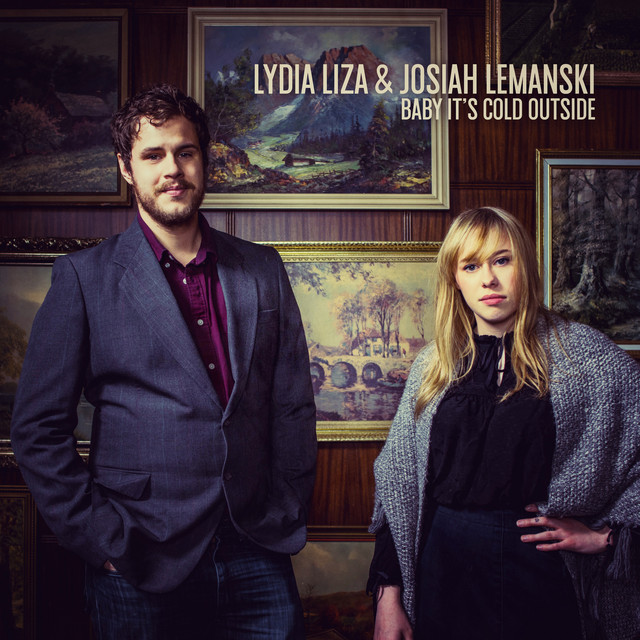 Lydia Liza - Baby, it's cold outside