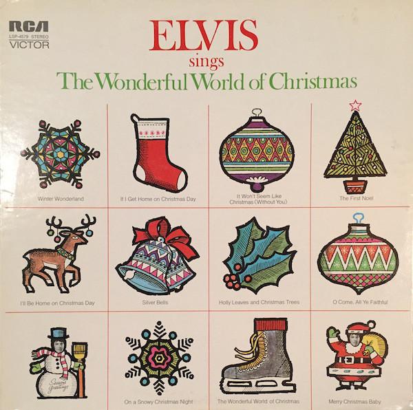 Elvis Presley - The first Noel