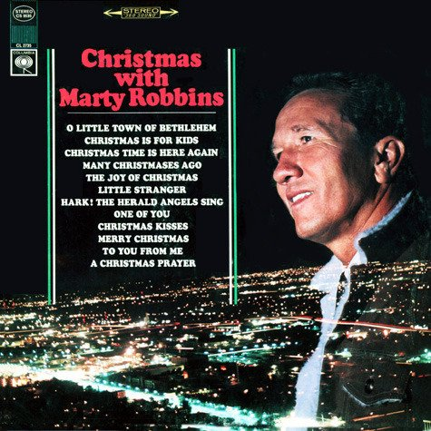 Marty Robbins - O little town of Bethlehem