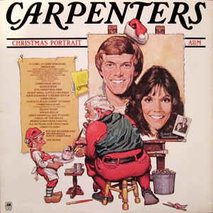 Carpenters - The first snowfall ~ let it snow, let it snow, let it snow