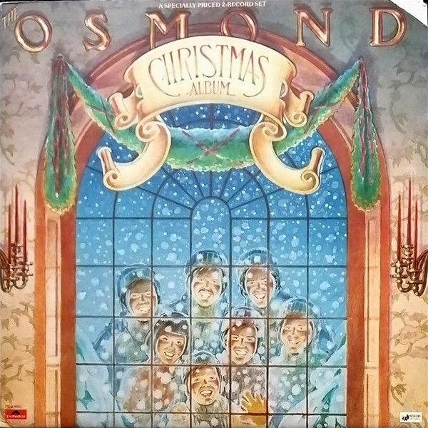 The Osmonds - I'll be home for Christmas