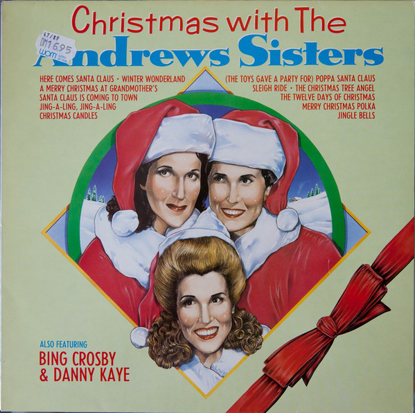 Bing Crosby and The Andrews Sisters - The twelve days of Christmas