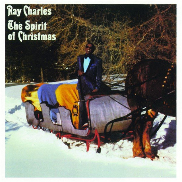 Ray Charles - The Christmas song ~ chestnuts roasting on an open fire