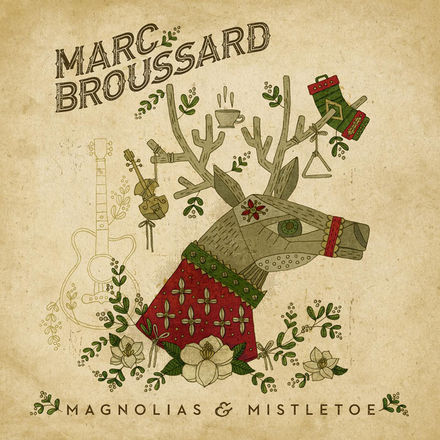 Marc Broussard - When Christmas comes along