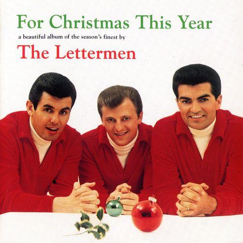 The Lettermen - O Holy night ~ cantique De Noel