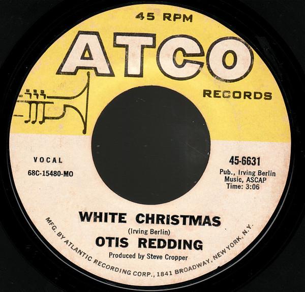 Otis Redding - White Christmas