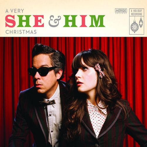 She And Him - I'll be home for Christmas