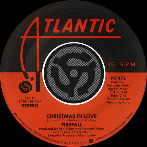 Firefall - Christmas in love