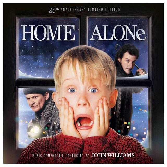 John Williams - Main title from Home Alone ~ somewhere in my memory