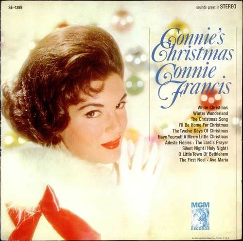 Connie Francis - I'll be home for Christmas
