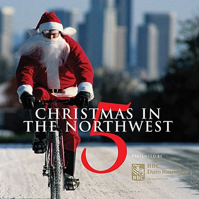 Brenda White - Christmas in the northwest