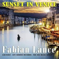 Fabian Lance - Sunset in Venice