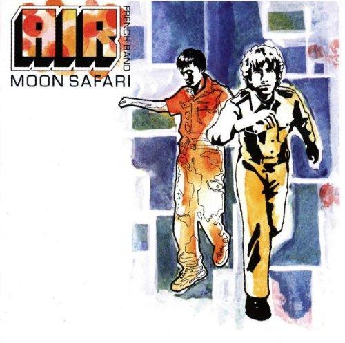 Air - La Femme d' argent