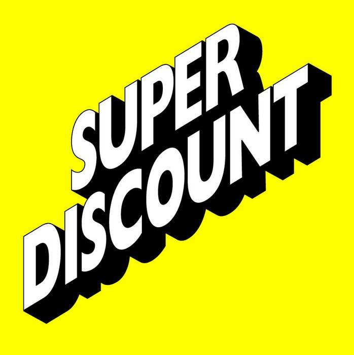 Superdiscount Pres. Air - Soldissimo ~ Etienne De Crécy Remix