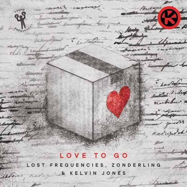 Lost Frequencies, Zonderling, Kelvin Jones - Love To Go