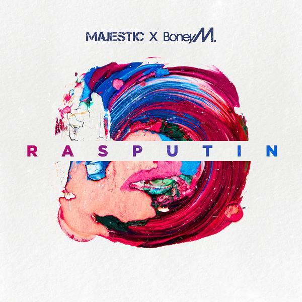 Majestic/Boney M. - Rasputin
