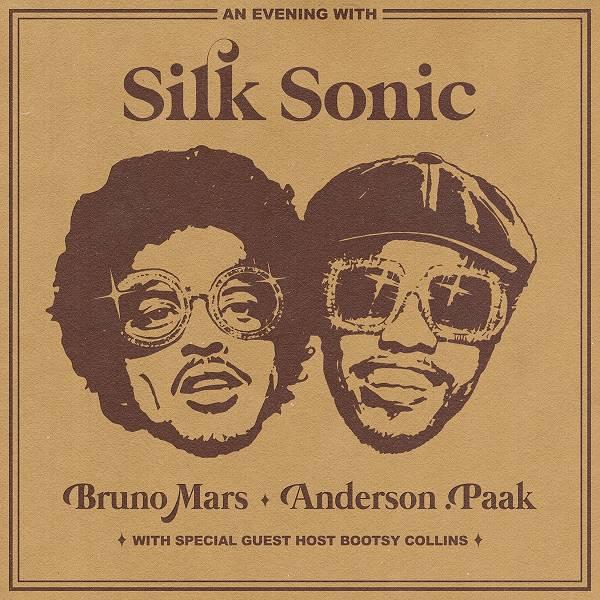 Bruno Mars & Anderson .Paak - Leave The Door Open