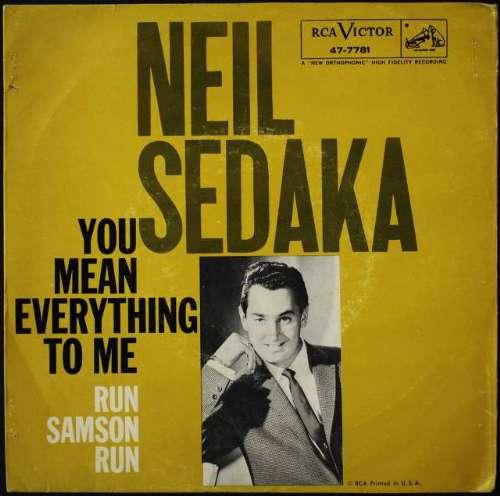 Neil Sedaka - You mean everything to me