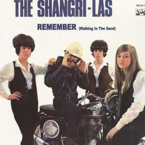 The Shangri-Las - Remember ~ walkin' in the sand