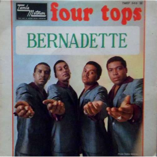 The Four Tops - Bernadette