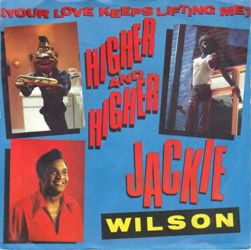Jackie Wilson - (Your Love Keeps Lifting Me) Higher and Higher