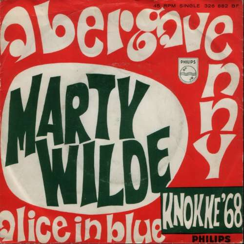 Marty Wilde - Abergavenny