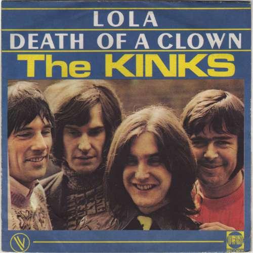 The Kinks - Death of a clown