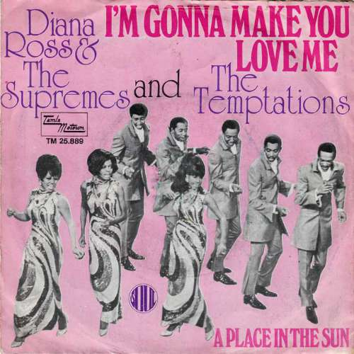 The Supremes & The Temptations - I'm gonna make you love me