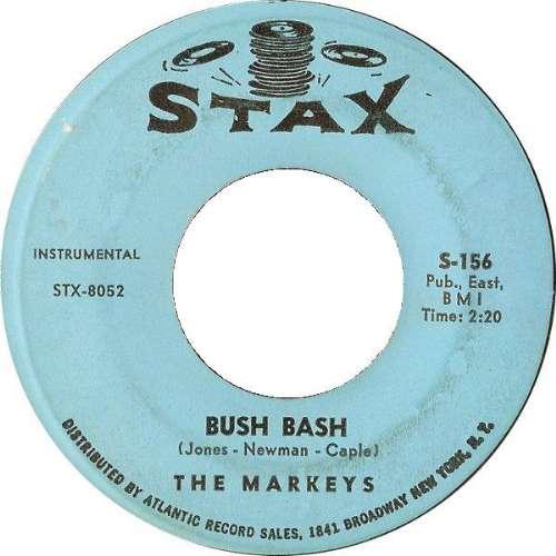 The Mar-Keys - Bush bash