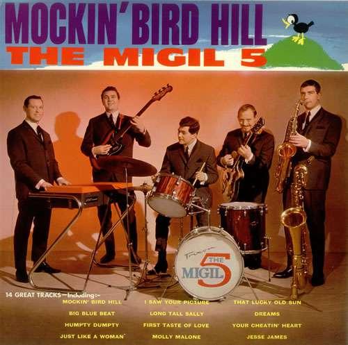 The Migil Five - Mockin' bird hill