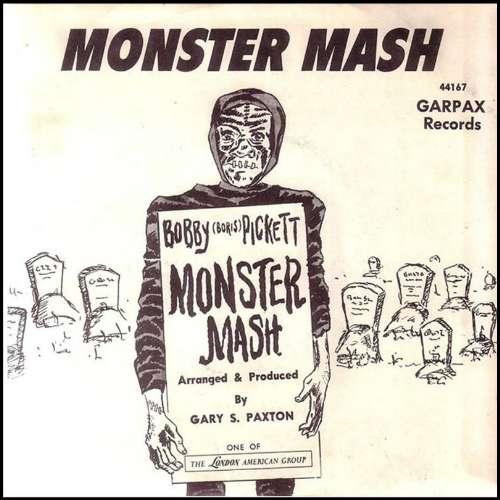 Bobby ''boris'' Pickett & The Crypt Kickers - Monster mash
