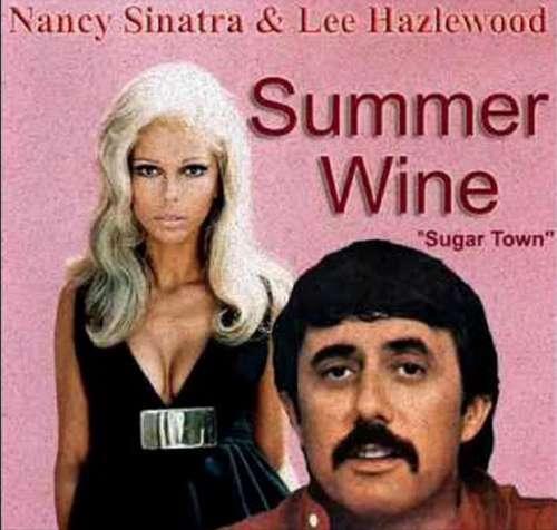 Nancy Sinatra With Frank Sinatra & Lee Hazlewood - Summer wine