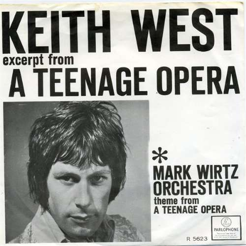 Keith West - Excerpt from a teenage opera